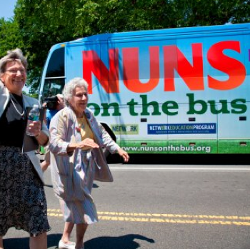 "School Sisters of Notre Dame to travel with ""Nuns on the Bus"" tour"