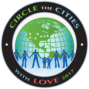 Circle the Cities with Love Jan. 15
