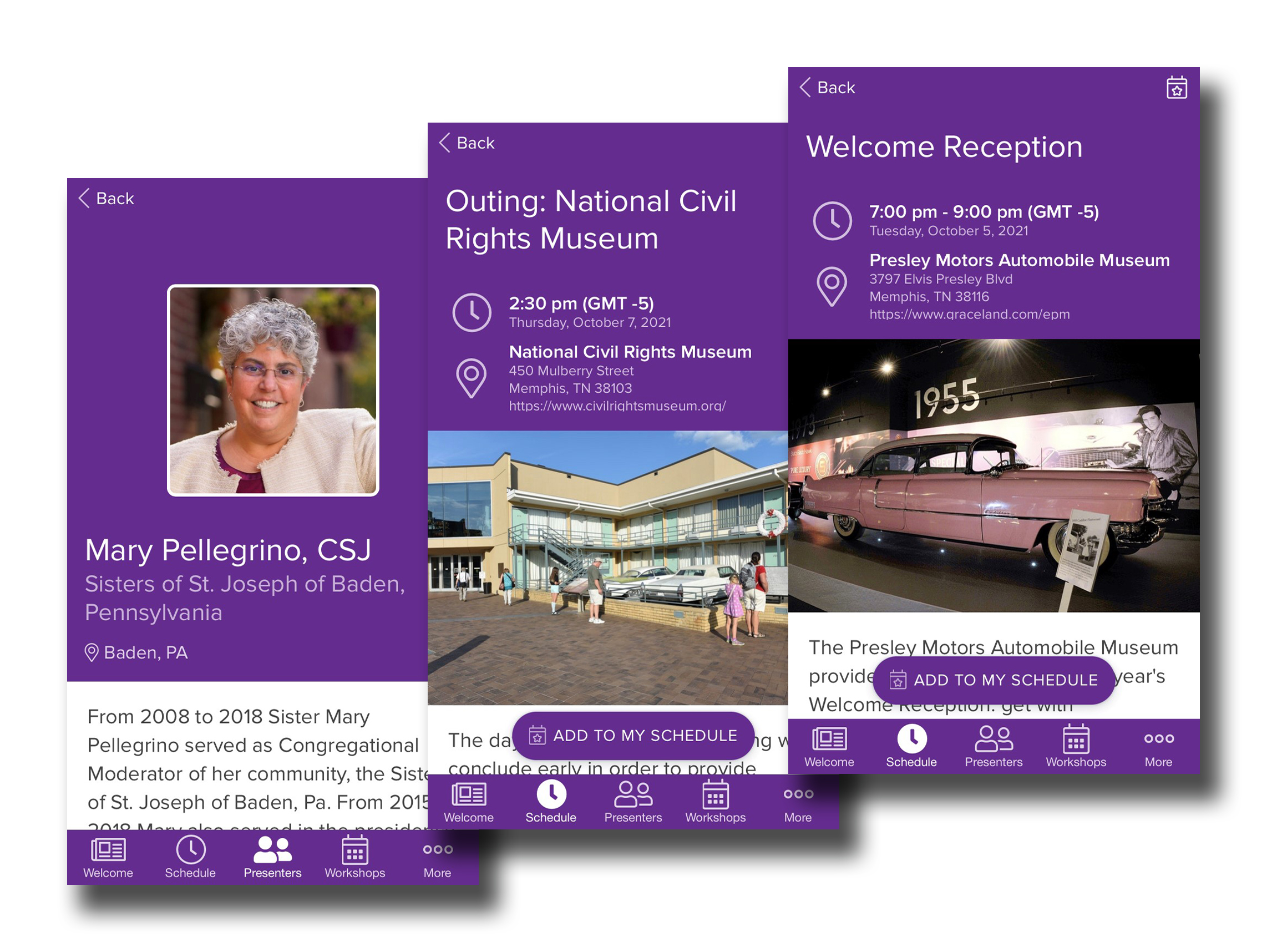 Download the CWR Conference App!